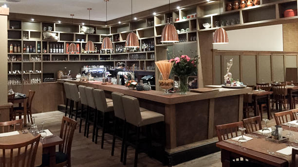 Restaurant de Egelantier Restaurant