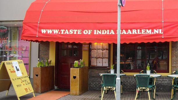 Taste of India Ingang