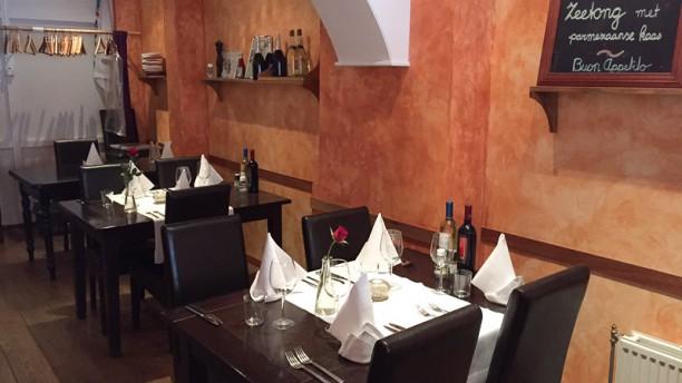 Terra Sarda Het restaurant