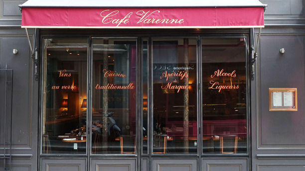 Cafe Varenne