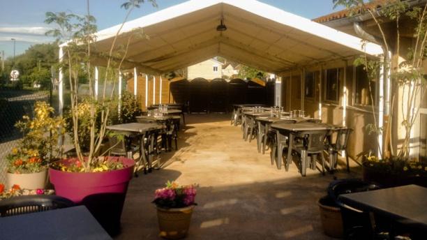 La Bonne Table la terrasse