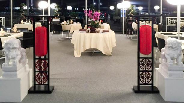 La Table de Vallotton by Shangri-La Vue de la salle