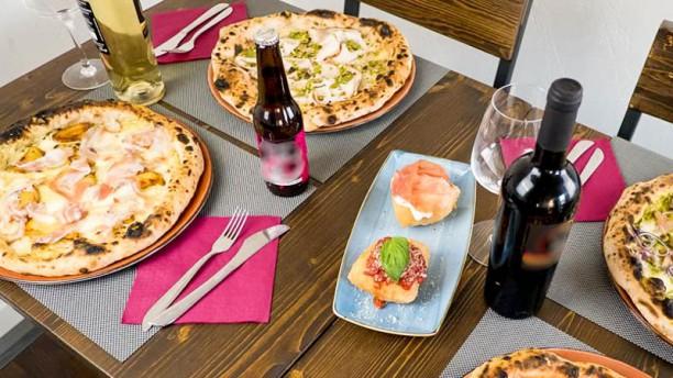 Acqua & Farina Particolare tavolo