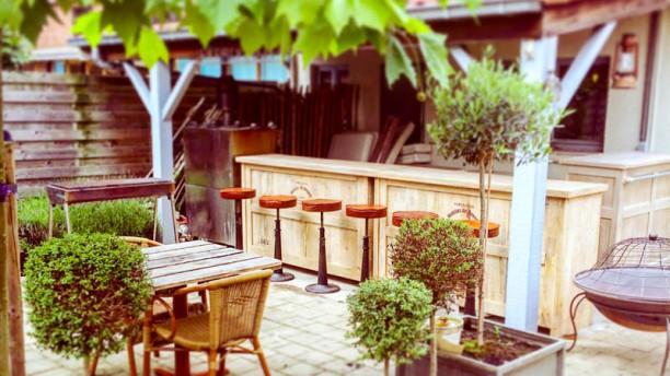Restaurant 't Kerckevelt Terras