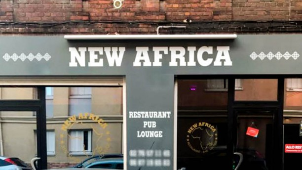 New Africa Entrée