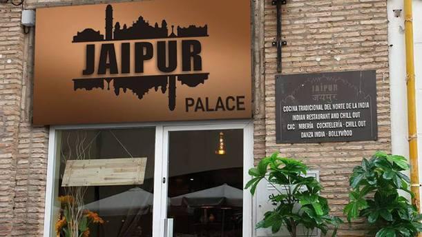 Jaipur Palace Indian Restaurante Entrada