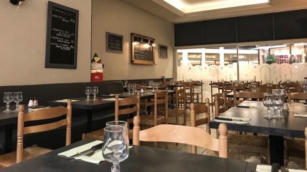 Pizza Mario Salle du restaurant