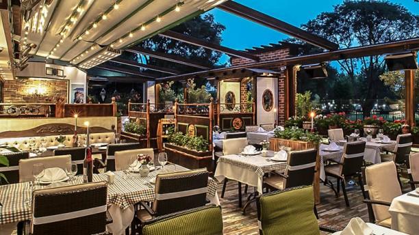 Misina Balık Göztepe The terrace