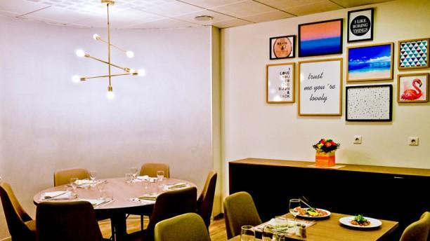 Le Sud Salle restaurant