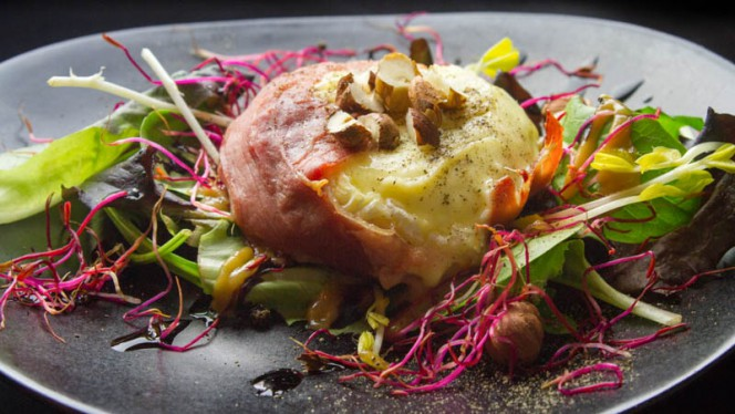 Le Marjolin - Restaurant - Levallois-Perret