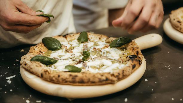 Lievità Ravizza - Pizzeria Gourmet Lo chef