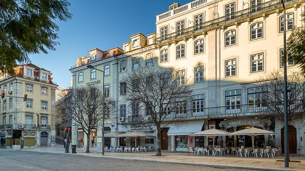 Café Nicola esplanada