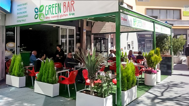 Green Bar Vista terraza