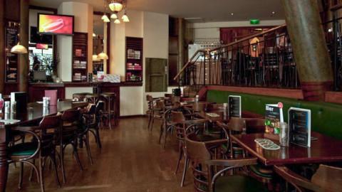 Ovidius Grand Café, Amsterdam