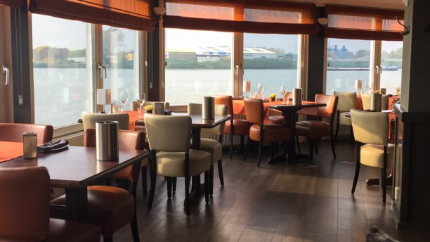 Chez Heeren Jansen Het restaurant