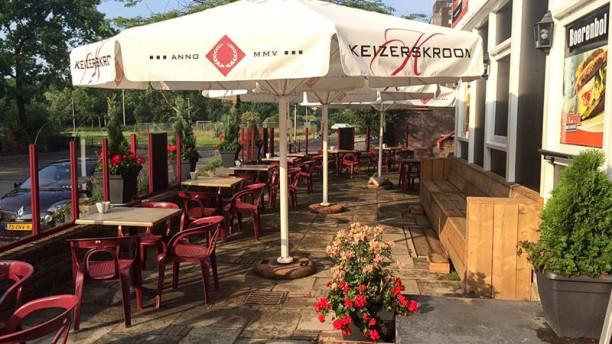 Grand Café Hofplein Terras