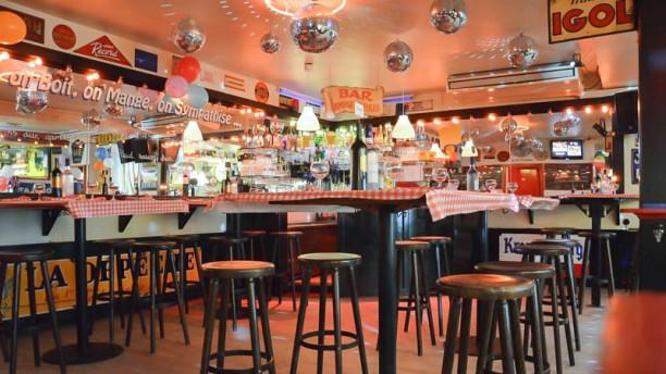 """Le Café Populaire """"Le ring"""""""