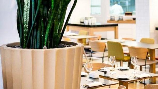 Restaurant holiday inn paris versailles bougival for Restaurant bougival