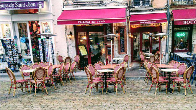 L'Auberge des Canuts - Restaurant - Lyon