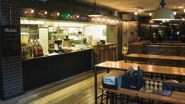 FLFL Levatine Kitchen Restaurangens