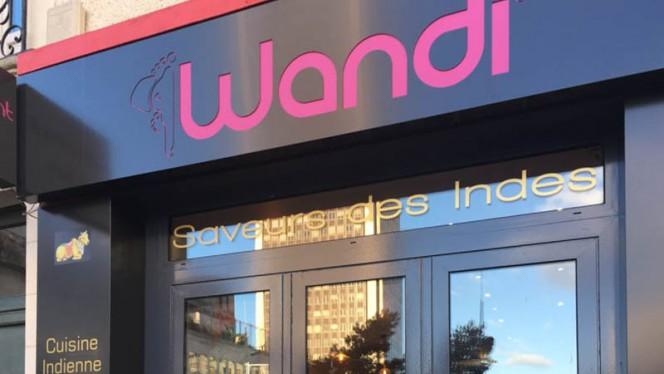 Restaurant wandi 1 rue Mercoeur - Wandi, Nantes
