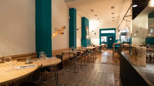 Brut Salle du restaurant