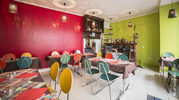 Gwada caf restaurant 47 rue l on frot 75011 paris for 4 rue richard lenoir 75011 paris france