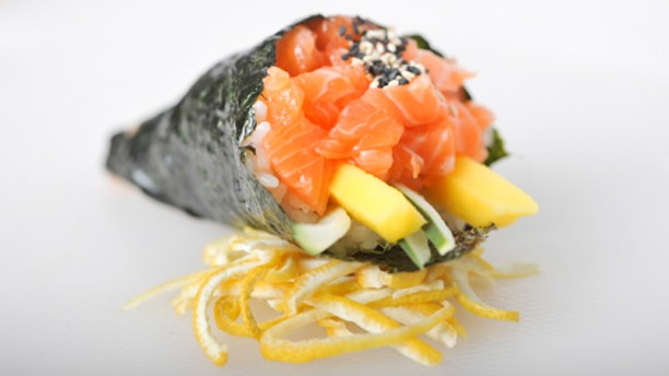 Sushi no mercado 1