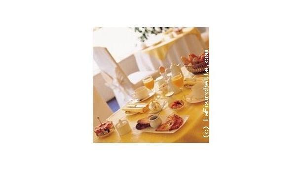 La Renaissance Table petit déjeuner du restaurant La Renaissance