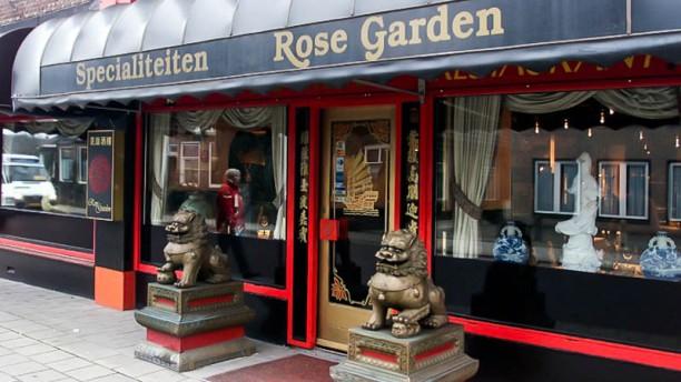Rose Garden Ingang
