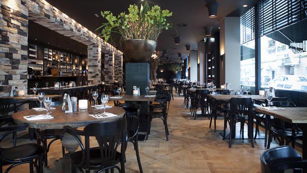 Humphrey's Rotterdam (Binnenrotte) Het restaurant