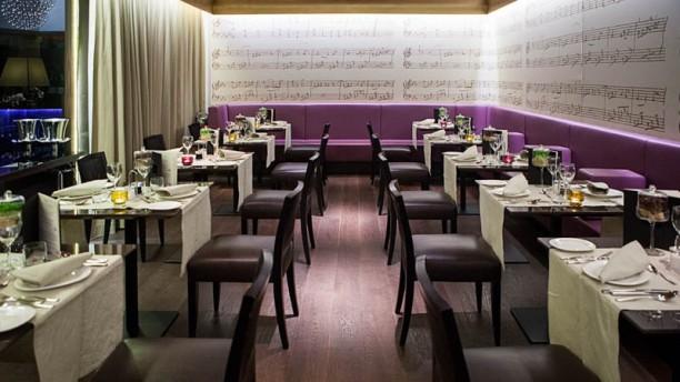 Ristorante Primadonna Sala del ristorante