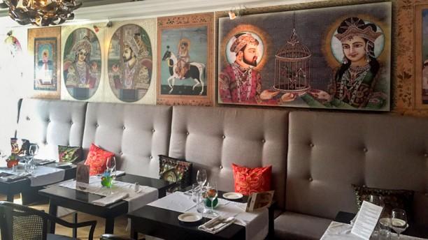 Restaurant Mumtaz Het restaurant