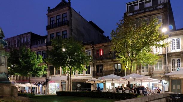 Praça 63 Fachada