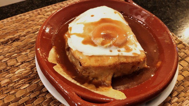 Sugestão do chef - Praça 63, Porto