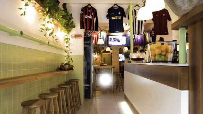 Il nostro locale - Casa Tapioca, Milano