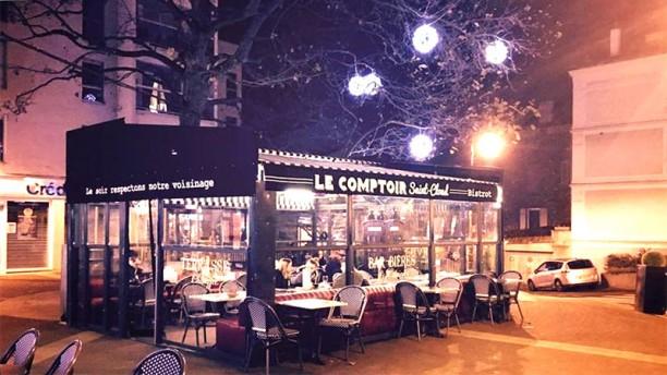Le Comptoir de Saint-Cloud Dehors
