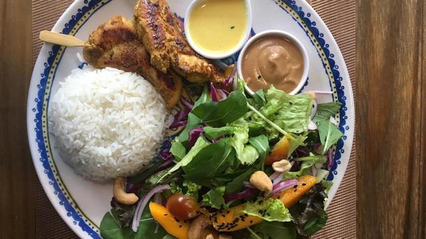Thaitai Brasil Gastronomia Tailandesa Prato