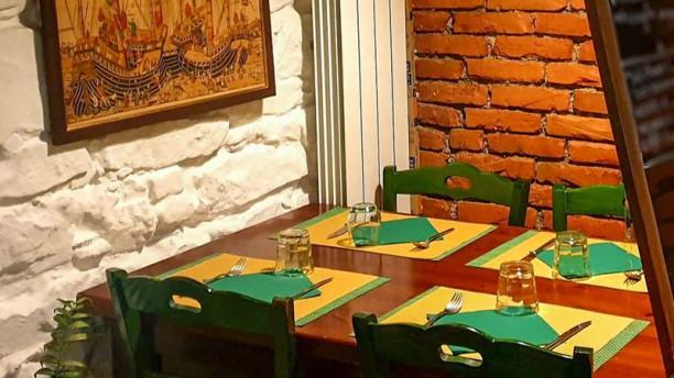 Osteria U Fundegu Vista sala