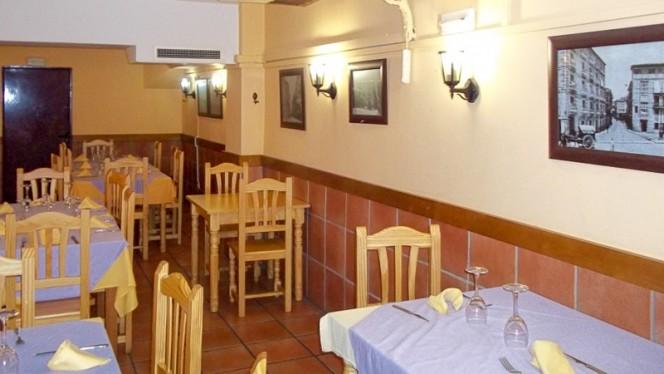 Vista de la sala - Zi Ricardo, Zaragoza