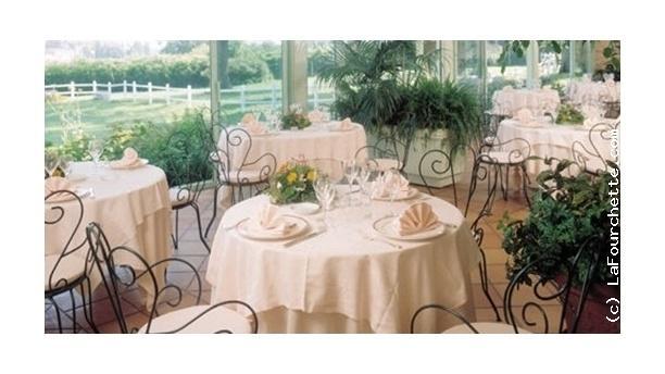 Domaine de Fompeyre Salle du restaurant