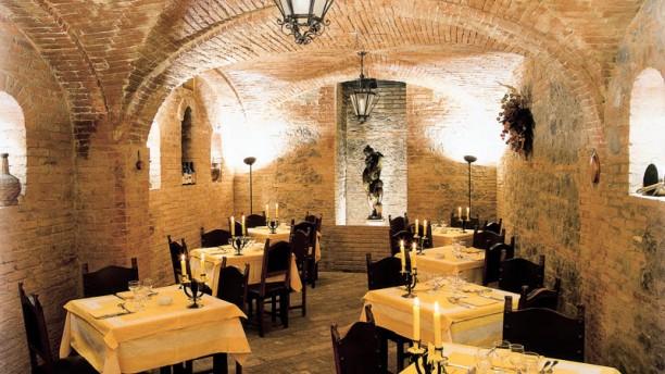 Alla Rocca Ristorante sala