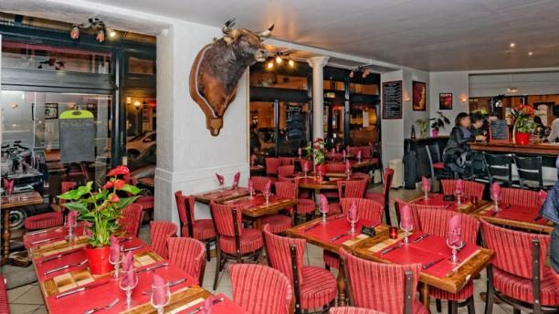 Corrida Café Salle du restaurant