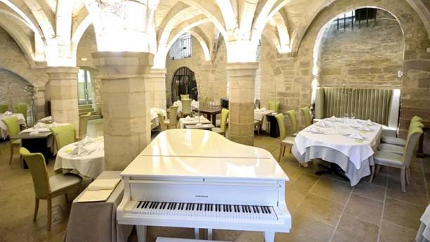 La Dame d'Aquitaine Salle restaurant