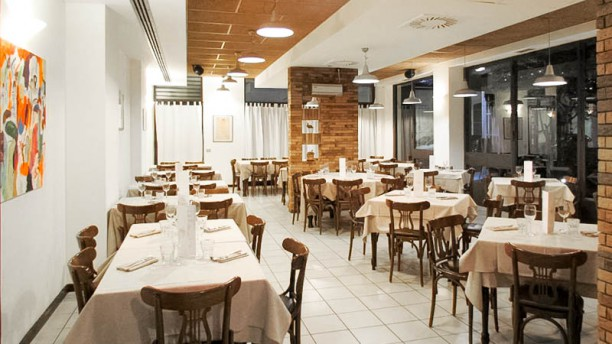 Ziki Restaurant sala