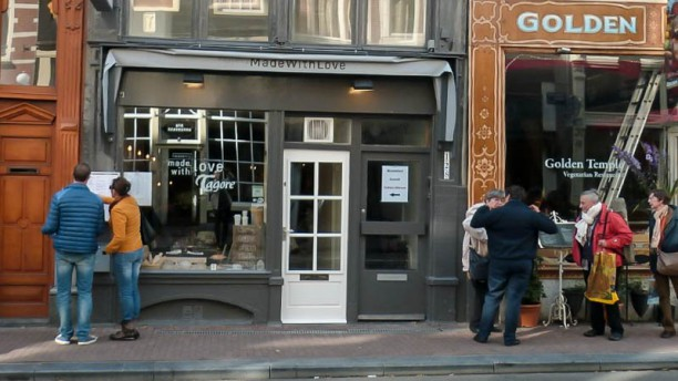 Restaurant Made With Love By Tagore À Amsterdam - Menu, Avis, Prix