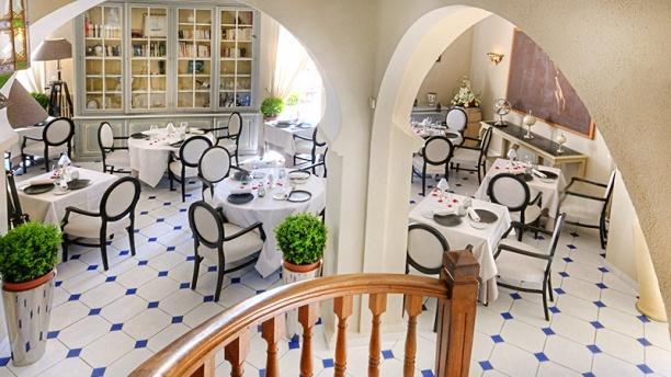 Le Bougainvillier - La Villa Mauresque salle