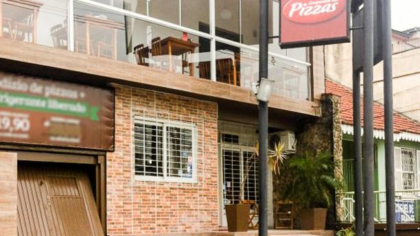 Companhia das Pizzas - Zona Norte Fachada