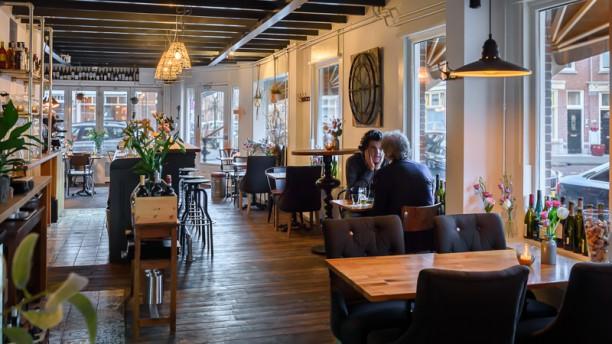 Ravi - Winebar with great food / Statenkwartier Den Haag Intieme sfeer voor borrel, diner of zakelijke bespreking