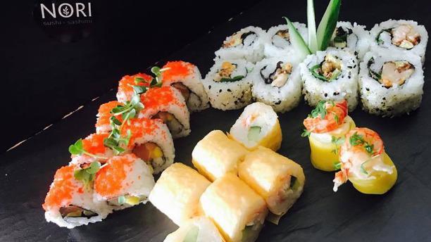 Nori Sushi Sashimi Nori Sushi